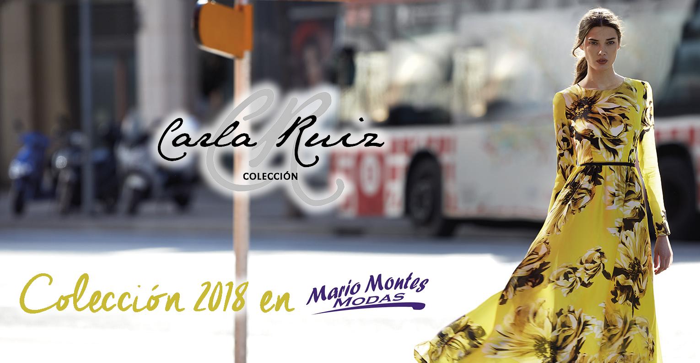 Los mejores vestidos de la colección Carla Ruiz 2018