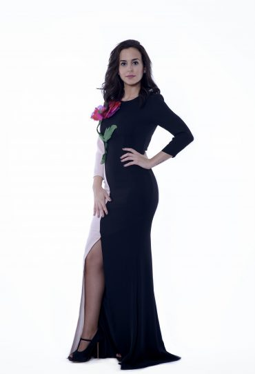 Vestido Carla Ruiz modelo 95727