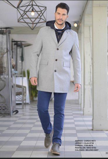 Abrigo modelo cardo