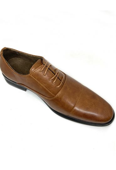 zapato marron roberto
