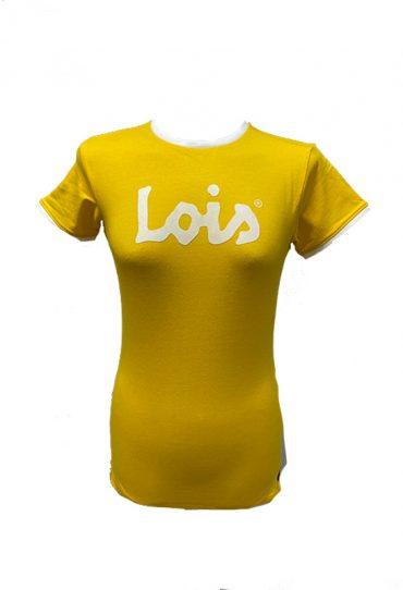 camiseta amarilla lois