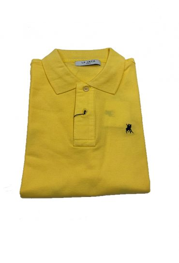 polo la jaca amarillo 2020